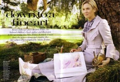 Renee Zellweger Vogue2